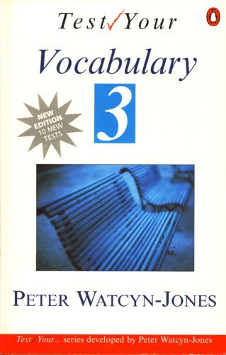 9780140816167: Test Your Vocabulary Book 3: Bk. 3 (Test your vocabulary series)