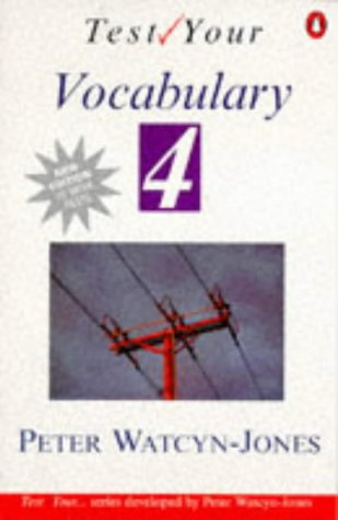 9780140816174: Test Your Vocabulary Book 4: Bk. 4 (Test your vocabulary series)