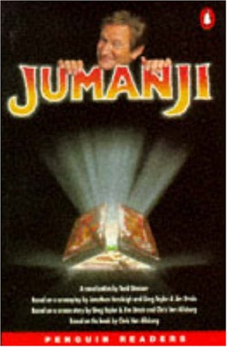 9780140816426: Jumanji (Penguin Readers (Graded Readers))