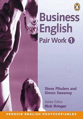 9780140816808: Business English Pair Work 1