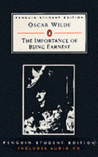 9780140817539: The Importance of Being Earnest (Penguin Student Editions)