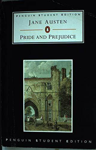 9780140817652: Pride and Prejudice (Penguin Student Editions)