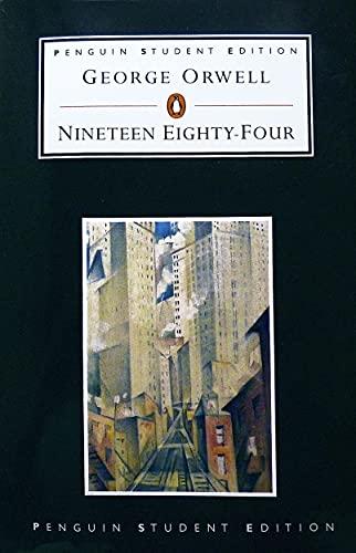 9780140817744: Penguin Student Edition Nineteen Eighty Four (Penguin Student Editions)