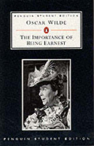 9780140817751: The Importance of Being Earnest (Penguin Student Editions)