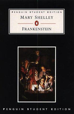 9780140818130: Frankenstein (Penguin Student Editions)