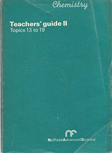 9780140826548: Tchrs'.Guide 2: [2]: Topics 13 to 19. Teachers' guide