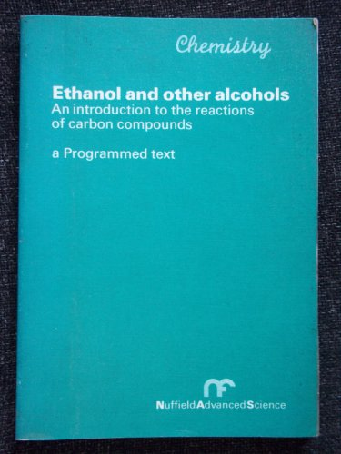 9780140826623: Ethanol and Other Alcohols: Ethanol and other alcohols: Programmed Text