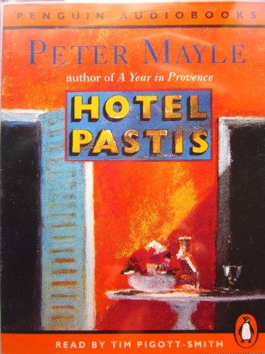 9780140860009: Hotel Pastis (Penguin audiobooks)
