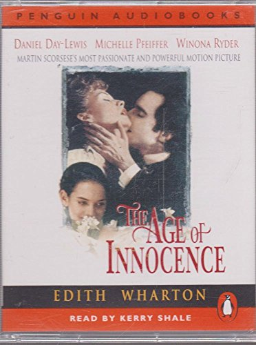 9780140860085: The Age Of Innocence - Audio Cassette