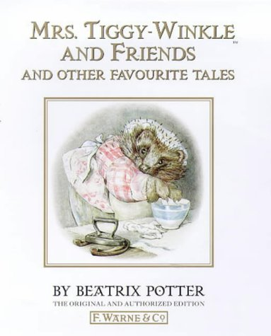 9780140860184: Mrs. Tiggy-winkle and Friends and Other Favourite Tales (Penguin Audiobooks Children's Classics): v. 3