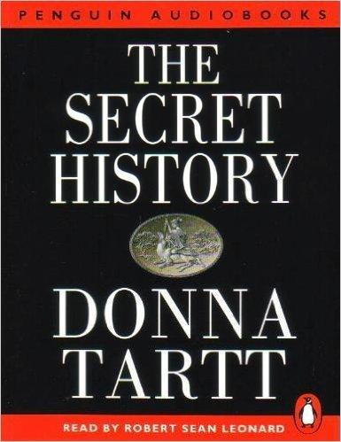 9780140860269: The Secret History (Penguin audiobooks)