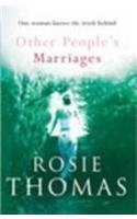 9780140860337: Other People's Marriages (Penguin audiobooks)