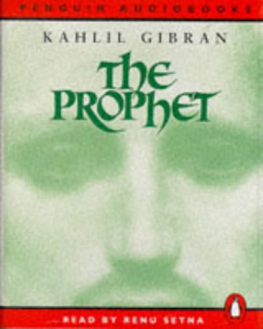 9780140860573: The Prophet: Complete & Unabridged (Penguin audiobooks)