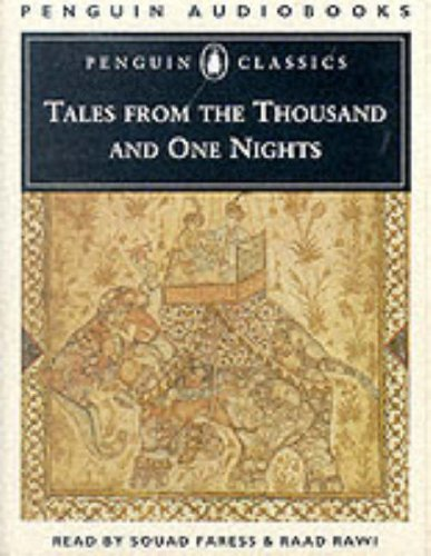 9780140860740: Arabian Nights: Tales from the Thousand and One Nights (Penguin audiobooks)
