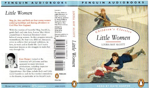 9780140861464: Little Women (Penguin audiobooks children's classics)
