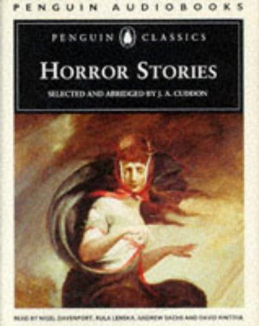 9780140861532: Horror Stories, The Penguin Book of (Penguin audiobooks)