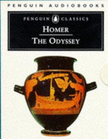 9780140861570: The Odyssey (Penguin audiobooks)