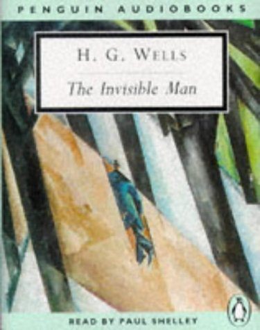 9780140861754: The Invisible Man (Classic, 20th-Century, Audio)