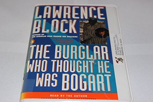9780140861907: The Burglar Who Thought He Was Bogart (Bernie Rhodenbarr Mystery)