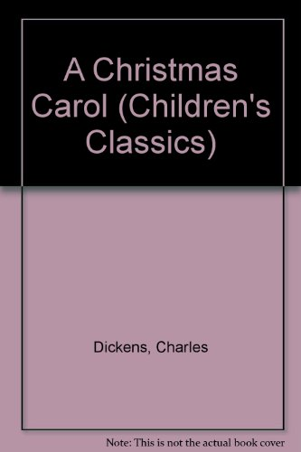 9780140862249: A Christmas Carol (Children's Classics)