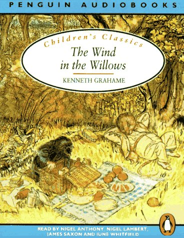 9780140862430: The Wind in the Willows (Classic, Children's, Audio)