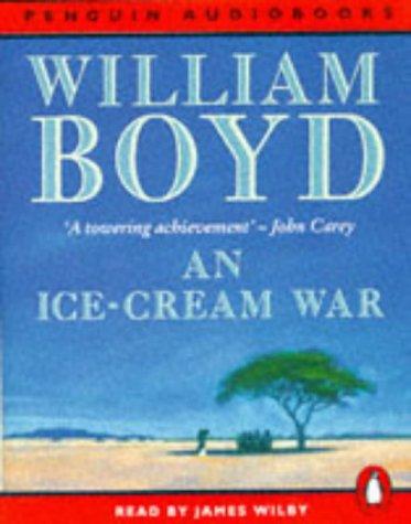 9780140862553: An Ice-cream War (Penguin audiobooks)