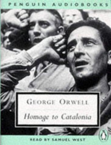9780140862591: Homage to Catalonia (Classic, 20th-Century, Audio)