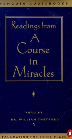 9780140863758: Readings from a Course in Miracles (Penguin audiobooks)
