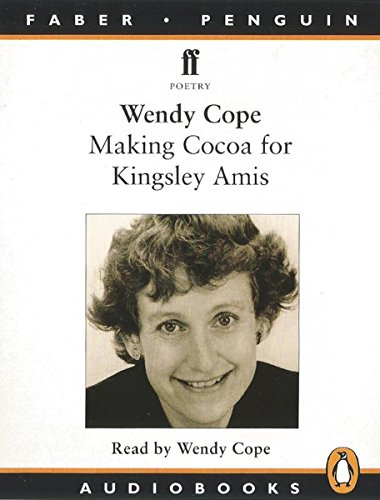 9780140863994: Making Cocoa for Kingsley Amis (Penguin/Faber audiobooks)