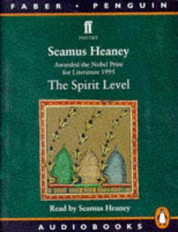 9780140864137: The Spirit Level: Poems