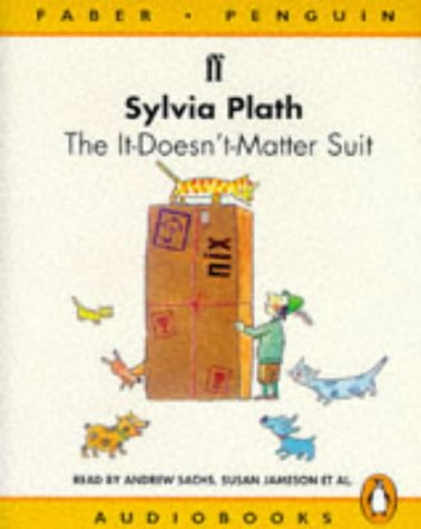The It-Doesn't-Matter Suit (Audio, Faber) (0140864253) by Sylvia Plath