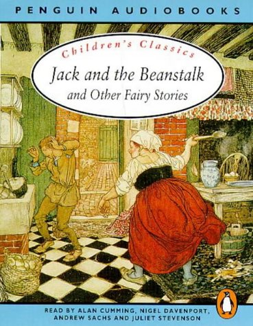 9780140864571: Jack and the Beanstalk (Children's Classics)