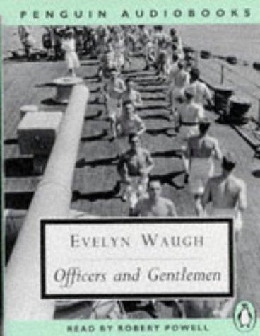 9780140864649: Officers and Gentlemen (Penguin audiobooks)