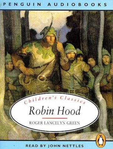 9780140865028: Robin Hood (Classic, Children's, Audio)
