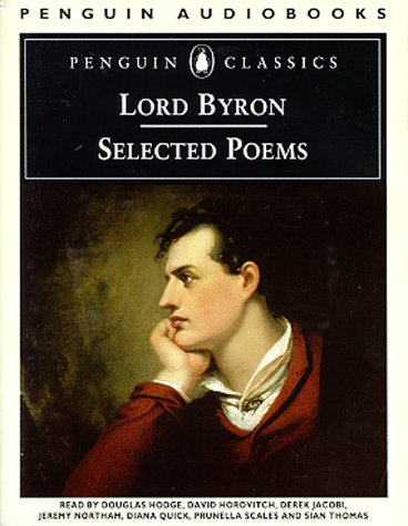 9780140865783: Lord Byron: Selected Poems