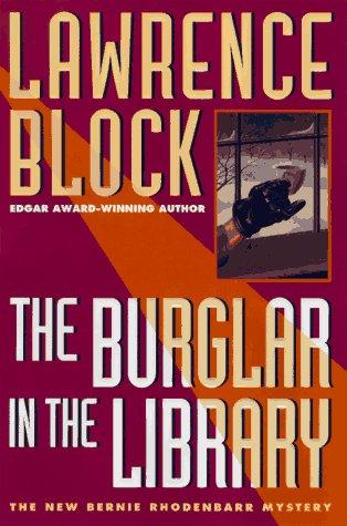 9780140865820: Title: The Burglar in the Library A Bernie Rhodenbarr Mys