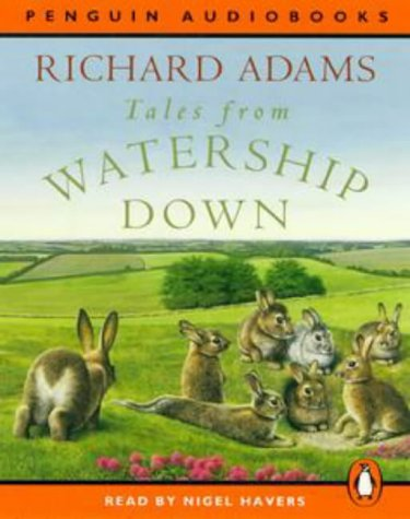 9780140865882: Tales from Watership Down: Unabridged (Penguin audiobooks)