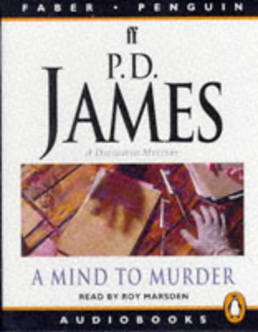9780140865929: A Mind to Murder (Adam Dalgliesh Mystery Series #2)