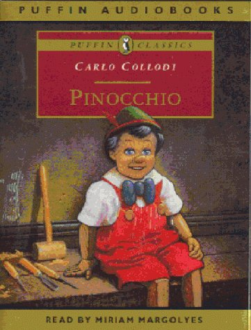 9780140866421: Pinocchio (Puffin audiobooks classics)