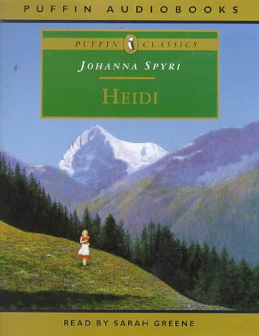 9780140866544: Heidi (Puffin audiobooks)