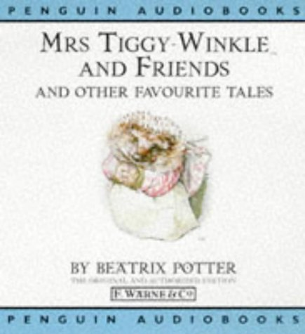 9780140867077: World of Beatrix Potter: Mrs.Tiggy-Winkle and Friends v.3: Tiggy-Winkle and Friends and Other Favourite Tales: Mrs.Tiggy-Winkle and Friends Vol 3
