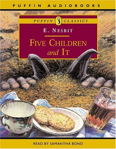 9780140867282: Five Children and It (Puffin audiobooks)