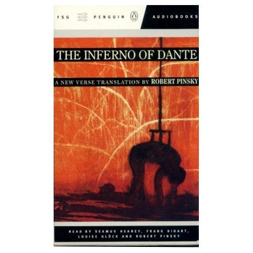 9780140867381: The Inferno of Dante: A New Verse Translation