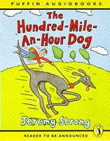 9780140867480: The Hundred-mile-an-hour Dog: Unabridged (Puffin audiobooks)