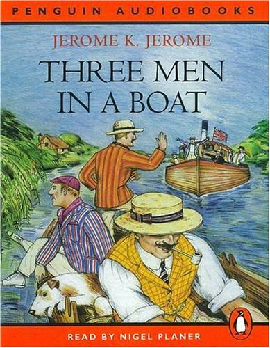 9780140867596: Three Men in a Boat: To Say Nothing of the Dog