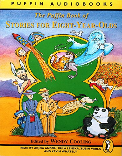 9780140868074: The Puffin Book of Stories for Eight-year-olds: Unabridged (Puffin audiobooks)