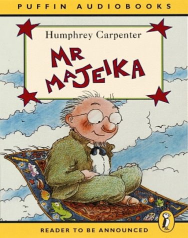 9780140868104: Mr. Majeika: Unabridged (Puffin audiobooks)