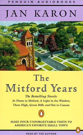 9780140868135: The Mitford Years, Books 1-4 (At Home in Mitford / A Light in the Window / These High, Green Hills /