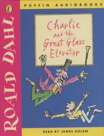 9780140868197: Charlie and the Great Glass Elevator (Puffin audiobooks)