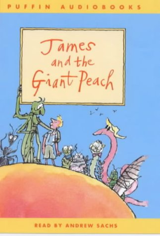 9780140868203: James and the Giant Peach (Puffin Audiobooks)